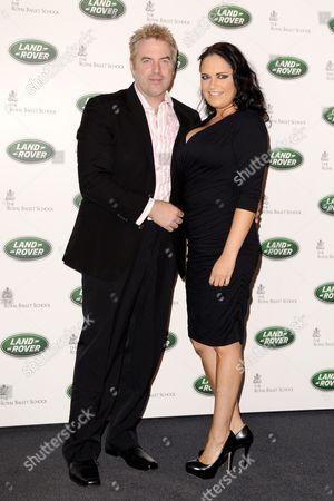 Donal MacIntyre and Ameera MacIntyre