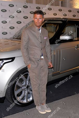 Editorial picture of All-New Range Rover Launch, Royal Ballet School, London, Britain - 06 Sep 2012