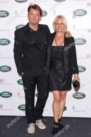 Stock Photo of Neale Haynes and Barbara Haynes