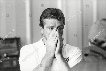 Racing Driver Derek Warwick.