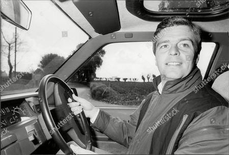 Derek Warwick Racing Driver.
