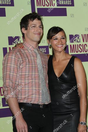 Editorial picture of 2012 MTV Video Music Awards, Press Room, Los Angeles, America - 06 Sep 2012