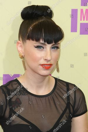 Stock Image of Kreayshawn