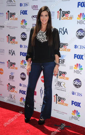 Editorial image of Stand Up To Cancer Benefit, Los Angeles, America - 07 Sep 2012