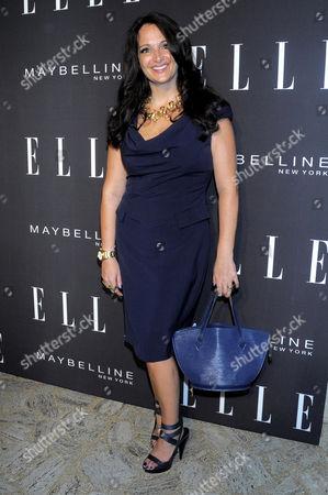 Editorial photo of Elle Fashion Next Show, Spring Summer, Mercedes-Benz Fashion Week, New York, America - 07 Sep 2012
