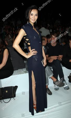 Editorial photo of Lacoste show, Spring Summer 2013, Mercedes-Benz Fashion Week, New York, America - 08 Sep 2012