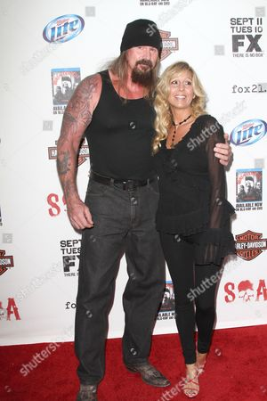 Rusty Coones and wife Katherine