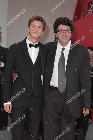 Fabrizio Falco and Daniele Cipri