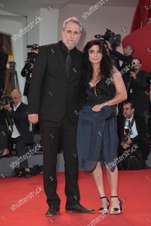 Editorial picture of 69th Venice Film Festival, Closing Ceremony, Venice, Italy - 08 Sep 2012