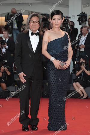 Peter Ho-Sun Chan and Sandra Ng
