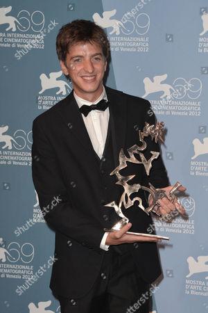 Fabrizio Falco best young emerging actor