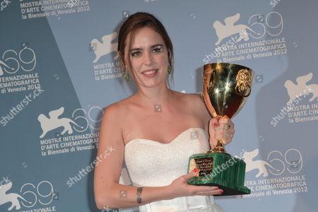 Hadas Yaron best female actress
