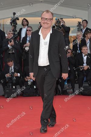 Editorial photo of 69th Venice Film Festival, Closing Ceremony, Venice, Italy - 08 Sep 2012