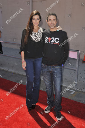 Editorial picture of Stand Up To Cancer Benefit, Los Angeles, America - 07 Sep 2012