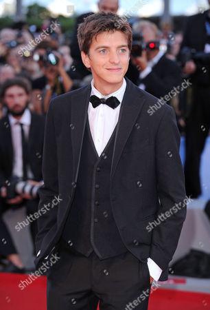 Stock Picture of Fabrizio Falco