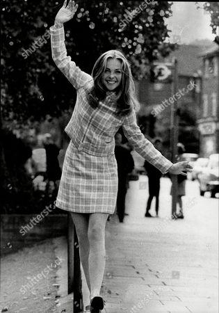 Actress Jill Kerman.
