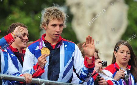 Jonathan Fox and Olympians