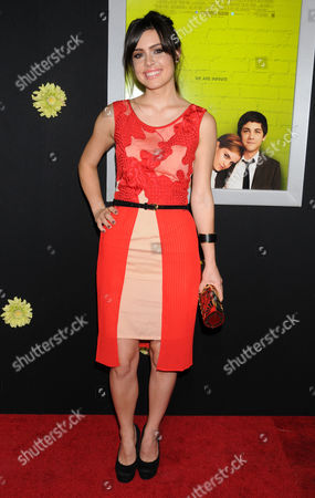 Editorial picture of 'The Perks of Being a Wallflower' film premiere, Los Angeles, America - 10 Sep 2012