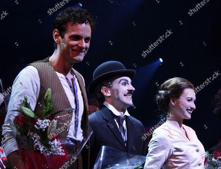 Editorial photo of 'Chaplin' the musical opening night, New York, America - 10 Sep 2012