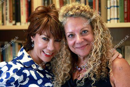 Kathy Lette and Olivia Lichtenstein