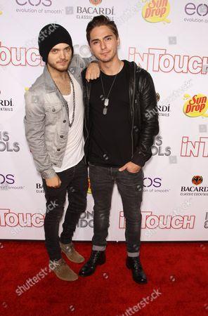 Alexander DeLeon and Alex Marshall