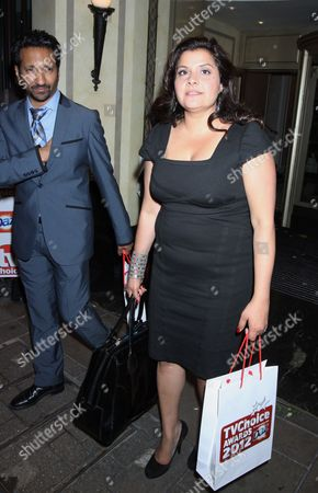 Editorial picture of TV Choice Awards, London, Britain - 10 Sep 2012