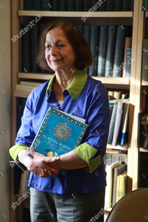 Stock Photo of Claudia Roden