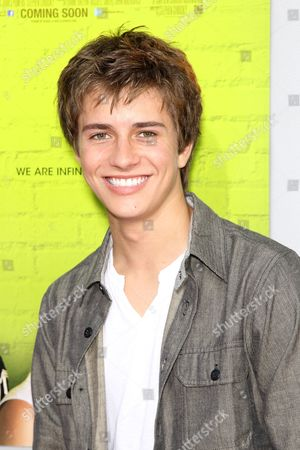 Stock Image of Billy Unger