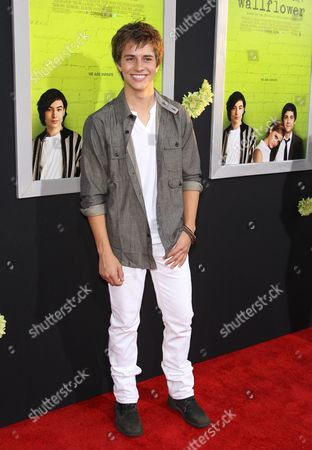 Stock Picture of Billy Unger