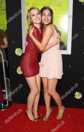 Bridgit Mendler and Samantha Boscarino