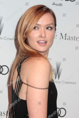 Stock Picture of Kaylee DeFer