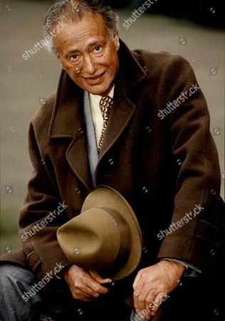 Actor Paul Eddington.