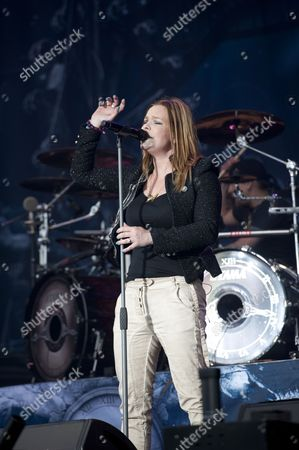 Editorial picture of Download 2012 - Nightwish