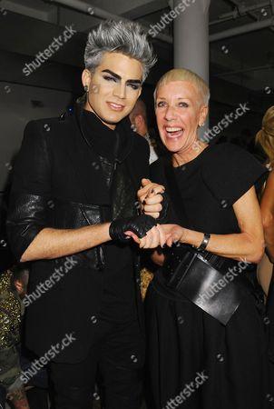 Adam Lambert, Jan Arnold