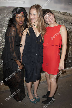 Editorial photo of 'King Lear' play press night after party at the Almeida Theatre, London, Britain - 11 Sep 2012