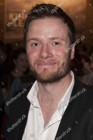Stock Image of Andrew Nolan (Duke of Burgundy)