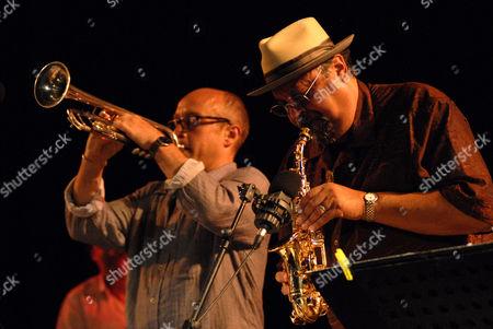 San Francisco Jazz Collective: Joe Lovano and Dave Douglas