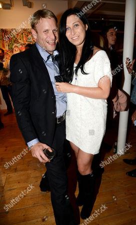 Anna Abramovich and Jamie Wood