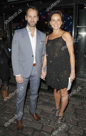 Stock Picture of Gary Milner & Sally Ann Triplett