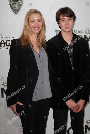 Lisa Kudrow, Julian Murray Stern