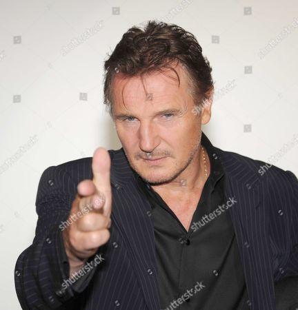 Liam Neeson and Olivier Megaton