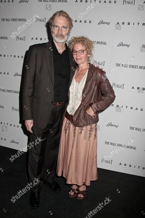 Kenneth Bowser and Amy Irving