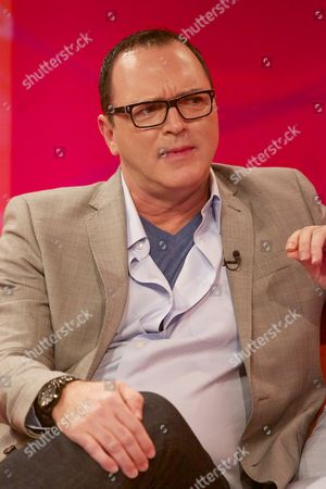 Editorial picture of 'Lorraine Live' TV Programme, London, Britain - 13 Sep 2012