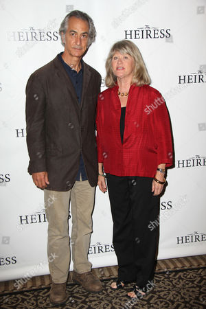 David Strathairn and Judith Ivey