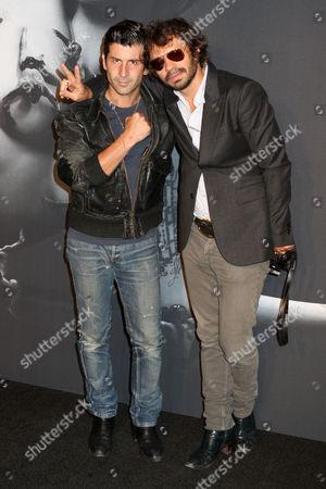 Andre Saraiva and Olivier Zahm