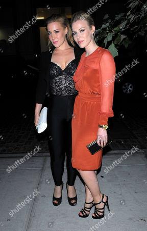 Natasha Bedingfield and Nikola Rachelle