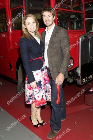 Editorial image of 'Mamma Mia!' gala performance, London Transport Museum, Covent Garden Piazza, London, Britain - 12 Sep 2012