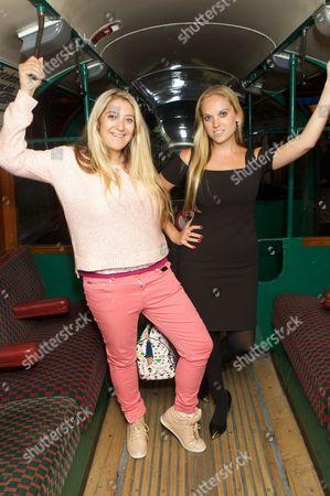 Saskia Feltz and Allegra Feltz