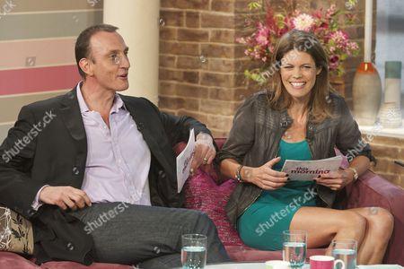 Ian Royce and Liz Fraser