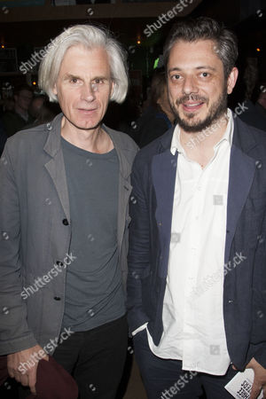 Editorial picture of 'Three Sisters' Play press night after party at the Young Vic Theatre, London, Britain - 13 Sep 2012